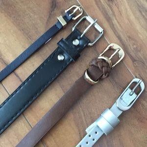 Skinny Belt Bundle